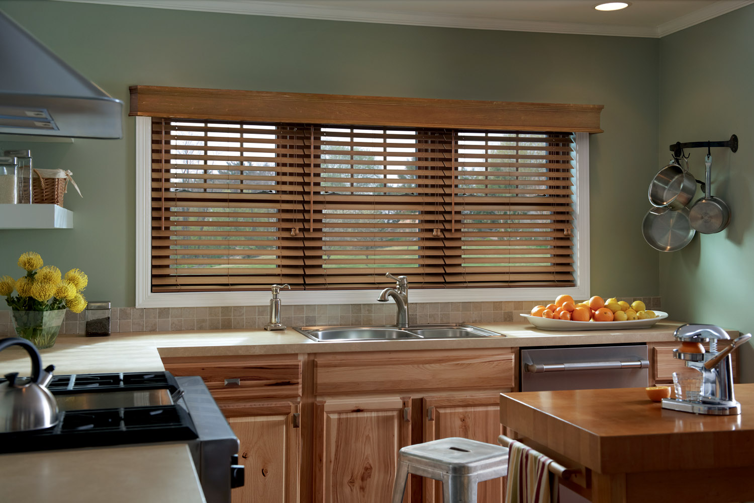 Optimizing Your Kitchen With Kitchen Blinds