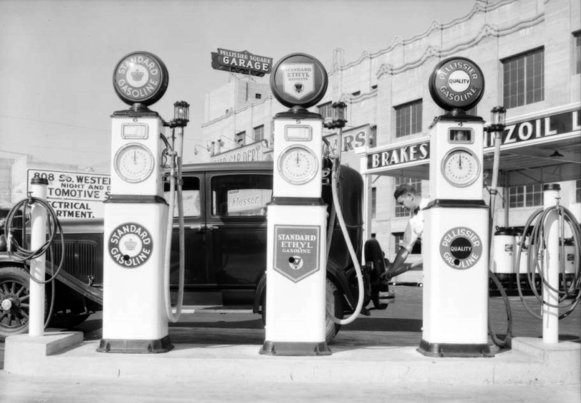 Things You Should Keep in Mind When Going For Gas Pump Globes