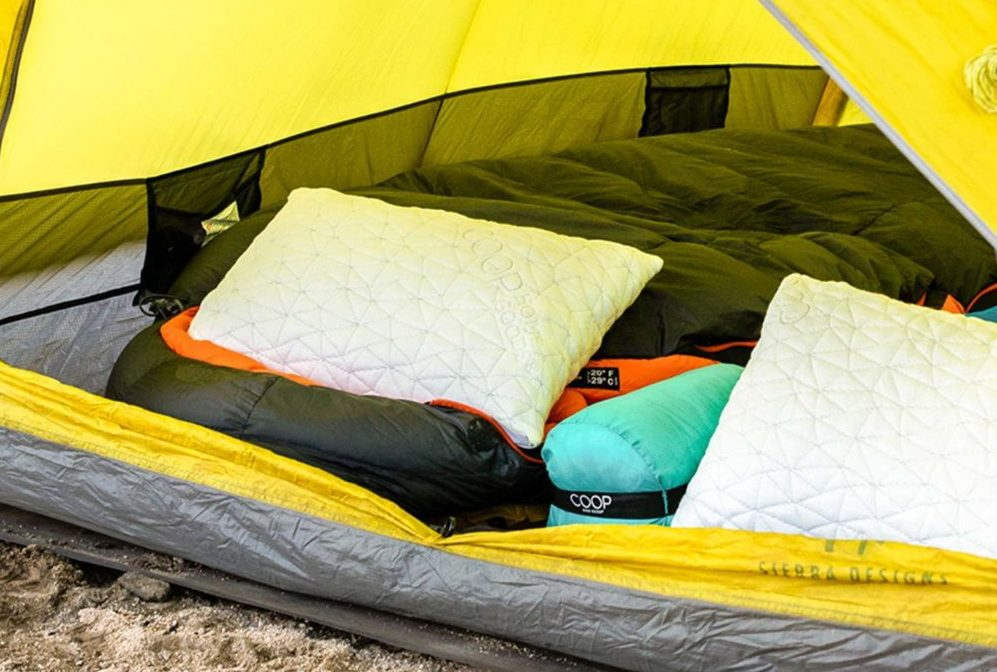 Why You Should Definitely Get Pillows For Camping