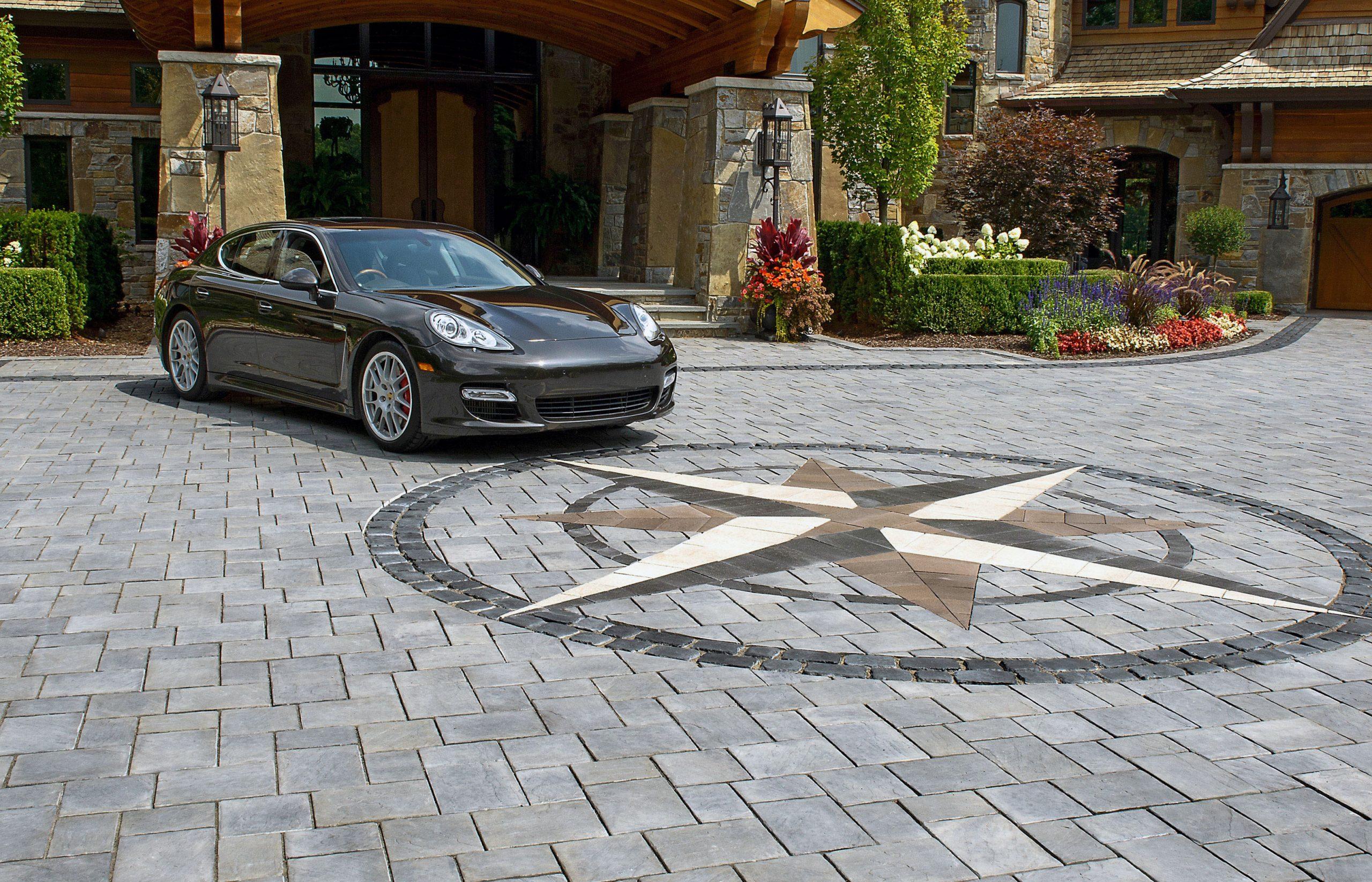 driveway pavers ideas