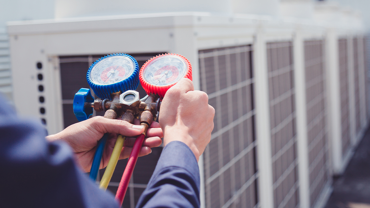 hvac services glasgow