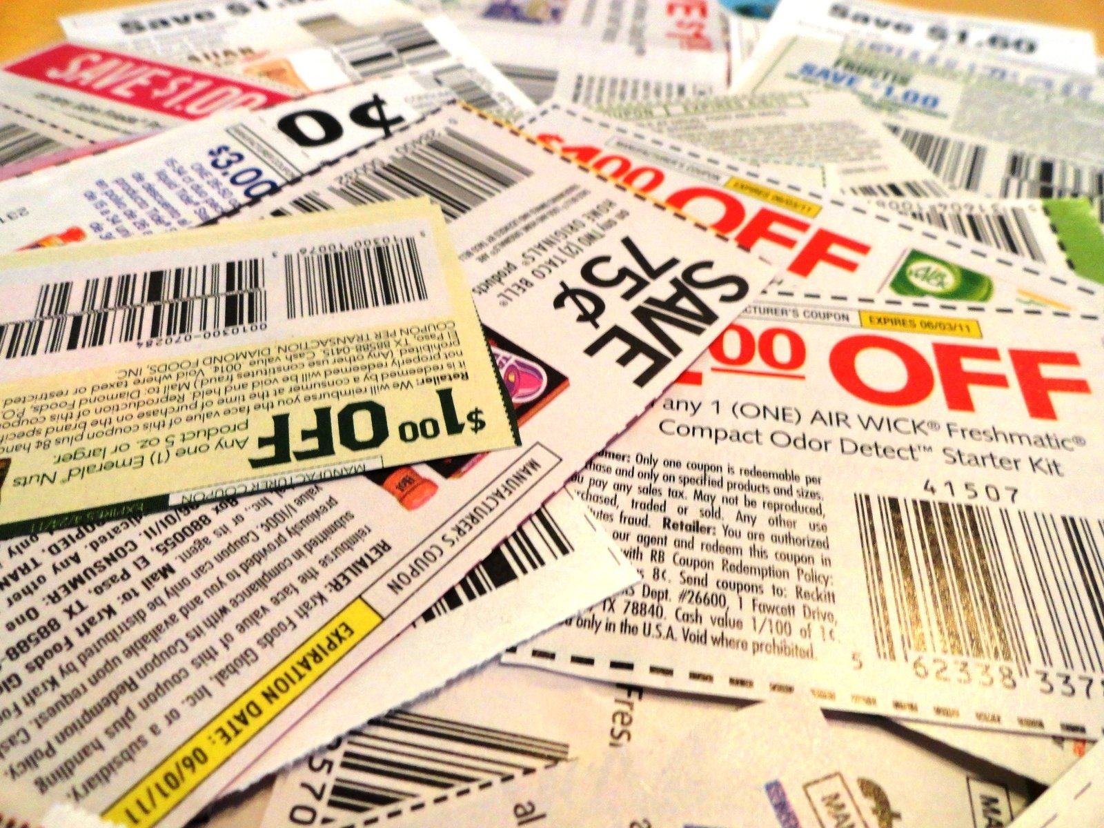 Using Coupons to Stay Within Your Budget