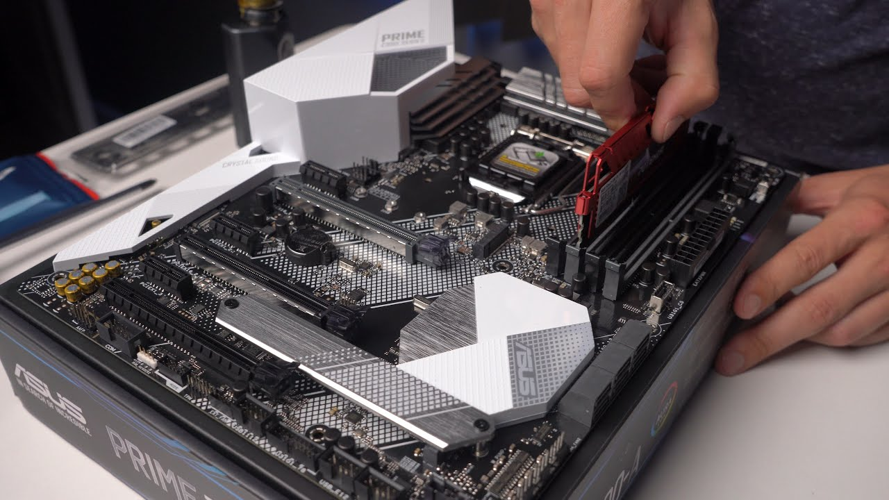 Things to Consider When Choosing a Motherboard